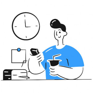 تعریف بازهی زمانی ارسال محصولات