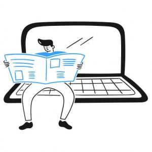 دستهبندی و درج اطلاعات وبلاگ، اخبار، مجله و...